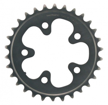 SHIMANO FC-5603 105 30T 74BCD 10-SPEED SILVER