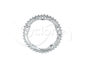 SHIMANO FC-5703 105 39T 130BCD 10-SPEED SILVER