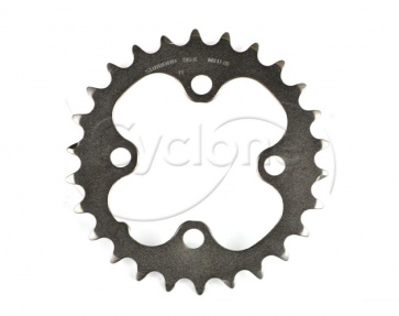 SHIMANO FC-M581 LX 26T 64BCD 9-SPEED
