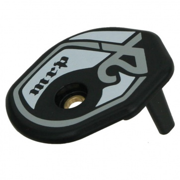 MRP 2x LOWER GUIDE PULLEY COVER BLACK (NO HARDWARE)