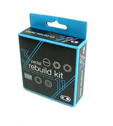 Crankbrothers Eggbeater pedals repair parts rebuild kit