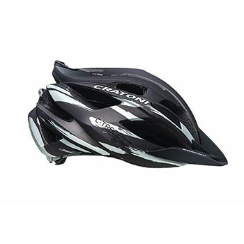 Cratoni C Tracer Black Anthracite Mountain Helmet
