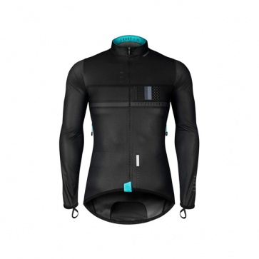 Gobik Croop Unisex Rain Jacket Black Steel