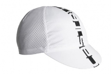 Castelli Inferno Cycling Cap White