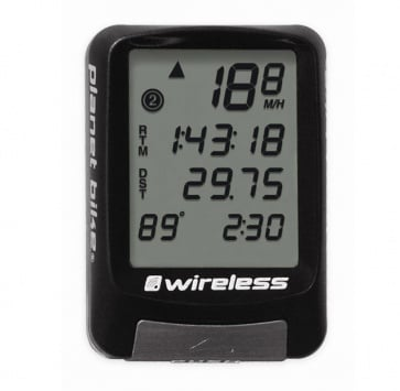 PLANET BIKE PROT??9.0 WIRELESS 9 FUNCTION w/ TEMP