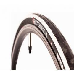 Hutchinson Nitro ll Wire Tire 700x23 White