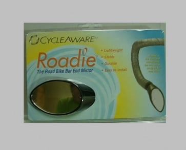 Cycleaware Roadie Road Bike Handle bar Mirror Cycleaware Roadie Road Bike Handle bar Mirror