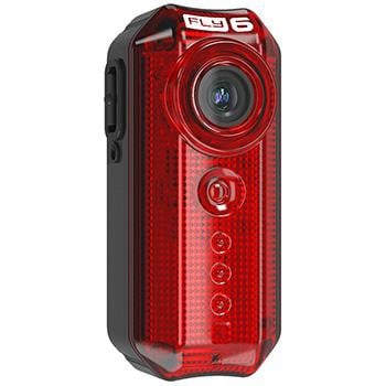 CycliQ Fly6 Rear LED Light With Built in HD Camera