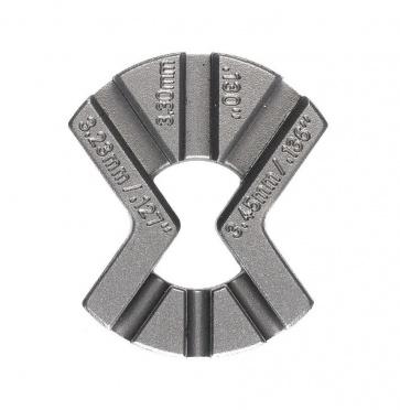 Cyclo 06343 Bicycle Wheel Triple Spoke Wrench