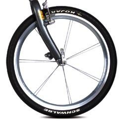 Dahon Repair Part Wheel set Kinetix Pro 20