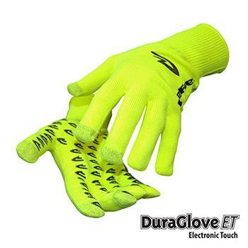 Defeet Duraglove ET Cordura Gloves Yellow