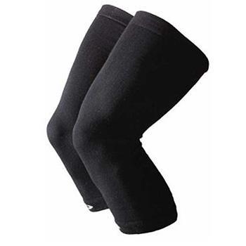 Defeet Kneeker Coolmax Black Leg Warmers One Size