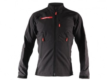 DT swiss Softshell Jacket Black