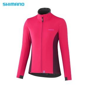 Shimano Caede Wind Jacket Women Pink Black