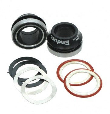 Enduro BK-5830 Bearing ABEC-5 BB30 Adapter Road Shimano
