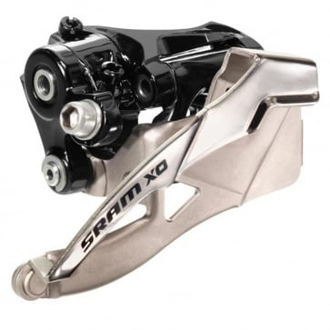 SRAM X0 FRONT DERAILLEUR 2x10 LOW DIRECT TOP PULL S3 39T