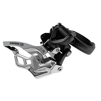 Sram X5 Front Derailleur 3x10 High Clamp 31.8/34.9mm Back Top Pull