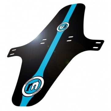 Mucky Nutz Face Fender XL Black Blue