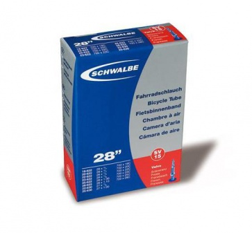 SCHWALBE SV15 Road Bike Tube 700x18~28C 60mm