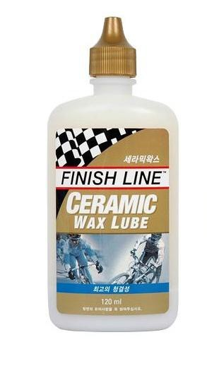Finishline Ceramic Wax Lube BIke Bicycle