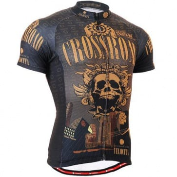 Fixgear Bicycle Cycling Mens Jersey Short Sleeves CS2702