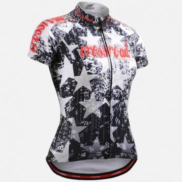 Fixgear CS-W2402 Womens Cycling Jersey Short Sleeves