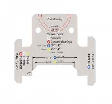 """FSA Headset Guide Tool For 1-1/4""""&1-1/2"""" 160-9001"""