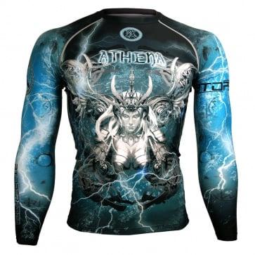 Btoperform Athena FX-104 Compression Top MMA Jersey Shirts