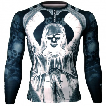 Btoperform God Of Death FX-118 Compression Top MMA Jersey Shirts