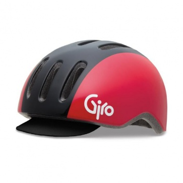 Giro Riverb Urban Cycling Helmet Bicycle Black Red