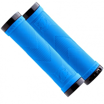 RACE FACE SNIPER LOCKING GRIP BLUE