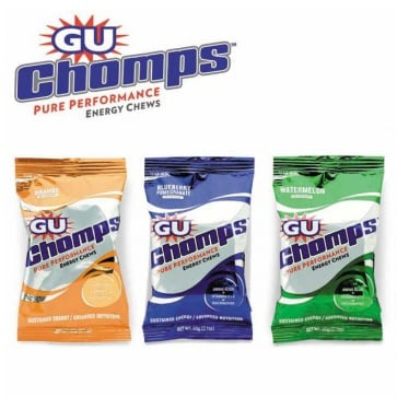Gu Chomps Engergy Chew Pack