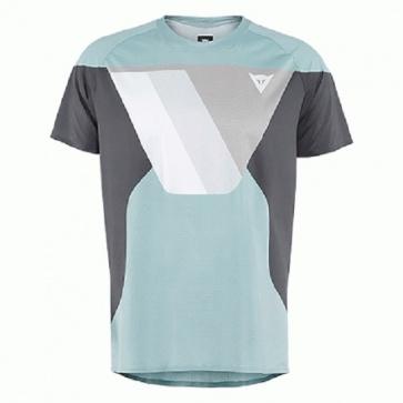 DAINESE Short Sleeves Shirt HG KAINDY SS Warm Gray Dark Gray