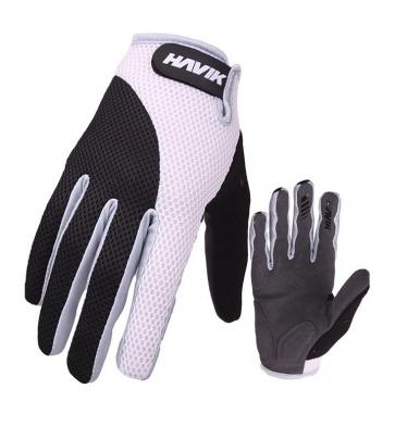 Havik 503 Mashfull Cycling Gloves White Black