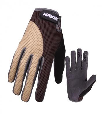 Havik 507 Mashfull Cycling Gloves Brown