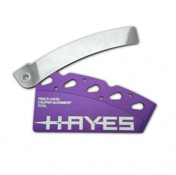 Hayes Feeler Gage Caliper Alignment Tool