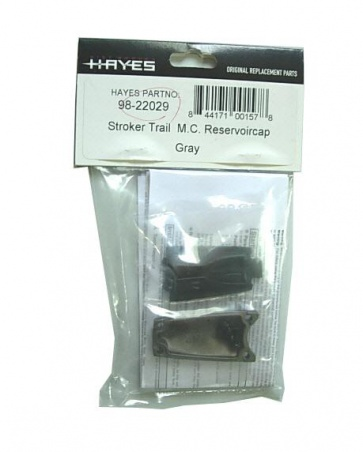 Hayes Stroker Trail Revervoir Cap Gray 98-22029