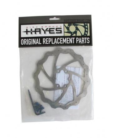 Hayes Wavey Rotor 160mm 98-16575 6bolts Disc Brake