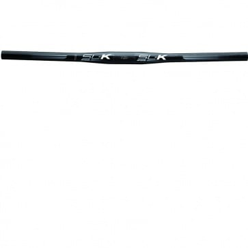 FSA SL-K PRO FLAT BAR 31.8 680mm BLACK/WHITE
