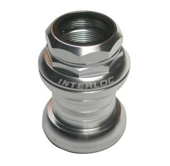 Ird Technoglide Threaded Bicycle Headset 1 inch Silver