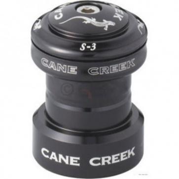 Cane Creek S3 Plus 5 1 1-8 Black Headset