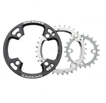 Race Face Team Fr 104mm 22/36/lite Bash 9-speed Black/silver