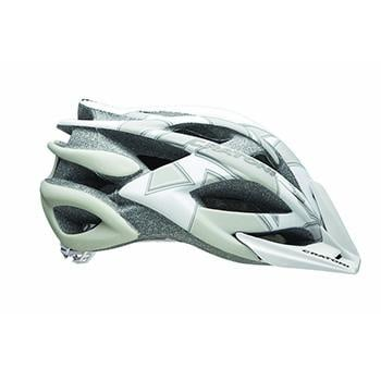 CRATONI ROCKET WHITE/GREY MOUNTAIN HELMET