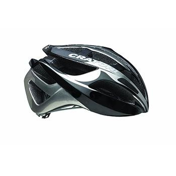CRATONI C-BREEZE BLACK/ANTHRACITE ROAD HELMET