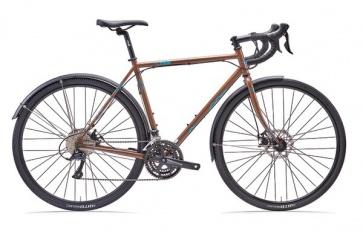 Cinelli Hobootleg Easy Travel Bike Brown Sugar 2021 Sora STI