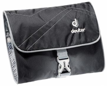 Deuter Wash Bag 1 Black-Titan