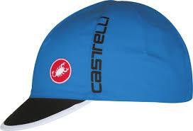 Castelli Free Cycling Cap Blue Black
