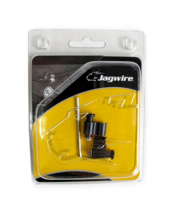 Jagwire DCA008 Hydraulic Cable Grips Alloy