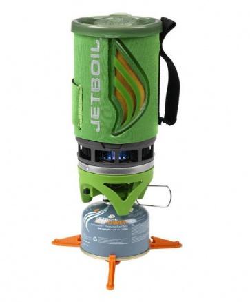 Jetboil FLASH cooking system cooker burner stove green