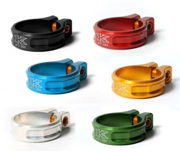 KCNC bike color Seat Clamp 31.8mm bicycle